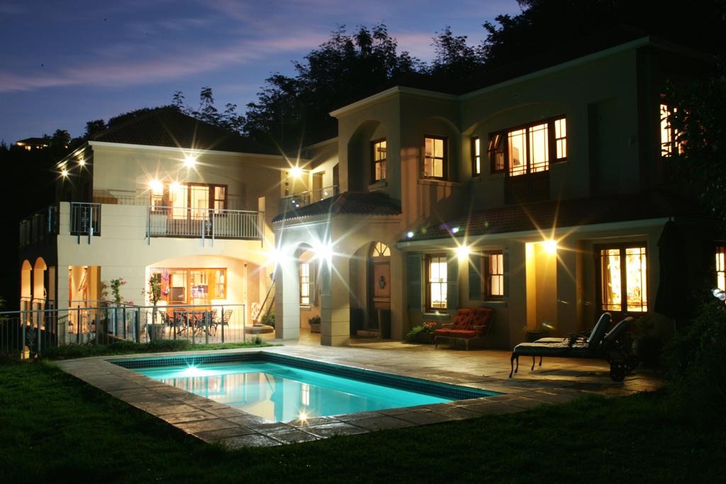 Constantia Hill Villa